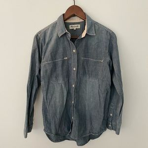 Made well chambray shirt